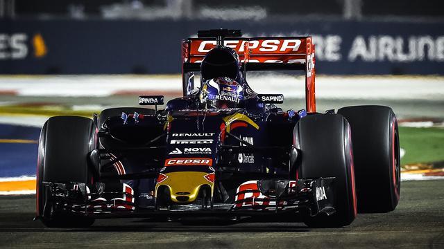 Kijk het optreden van Verstappen in de Grand Prix van Singapore terug