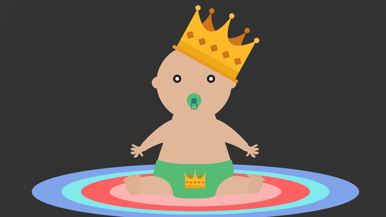 Wanneer komt de baby van Meghan en Harry op de troon?