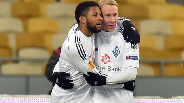 Scorende Lens met Dinamo Kiev op weg naar de dubbel