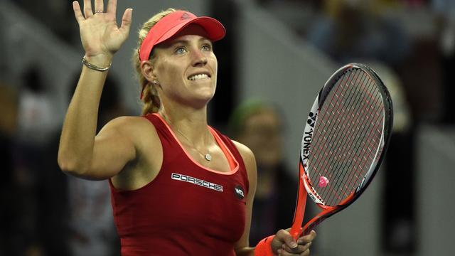 Kerber en Pennetta stellen ticket WTA Finals veilig