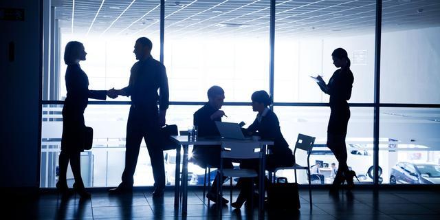 Glazen plafond niet omlaag bij beursgenoteerde bedrijven