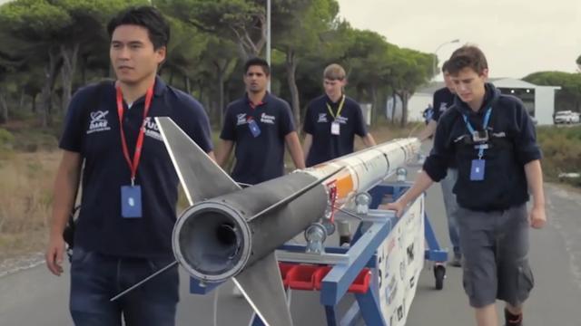 Delftse studenten doen raketexperimenten die NASA niet aandurft