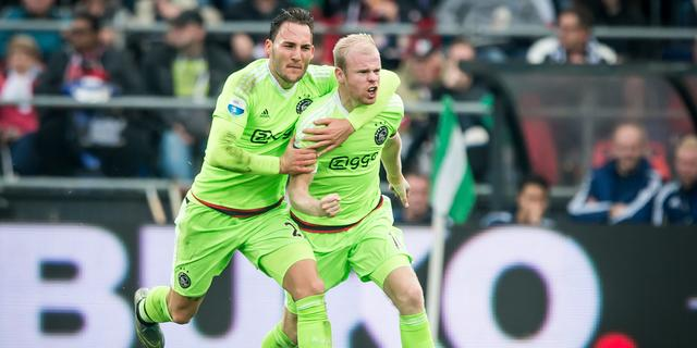 Klaassen vindt 1-1 tegen Feyenoord terechte uitslag