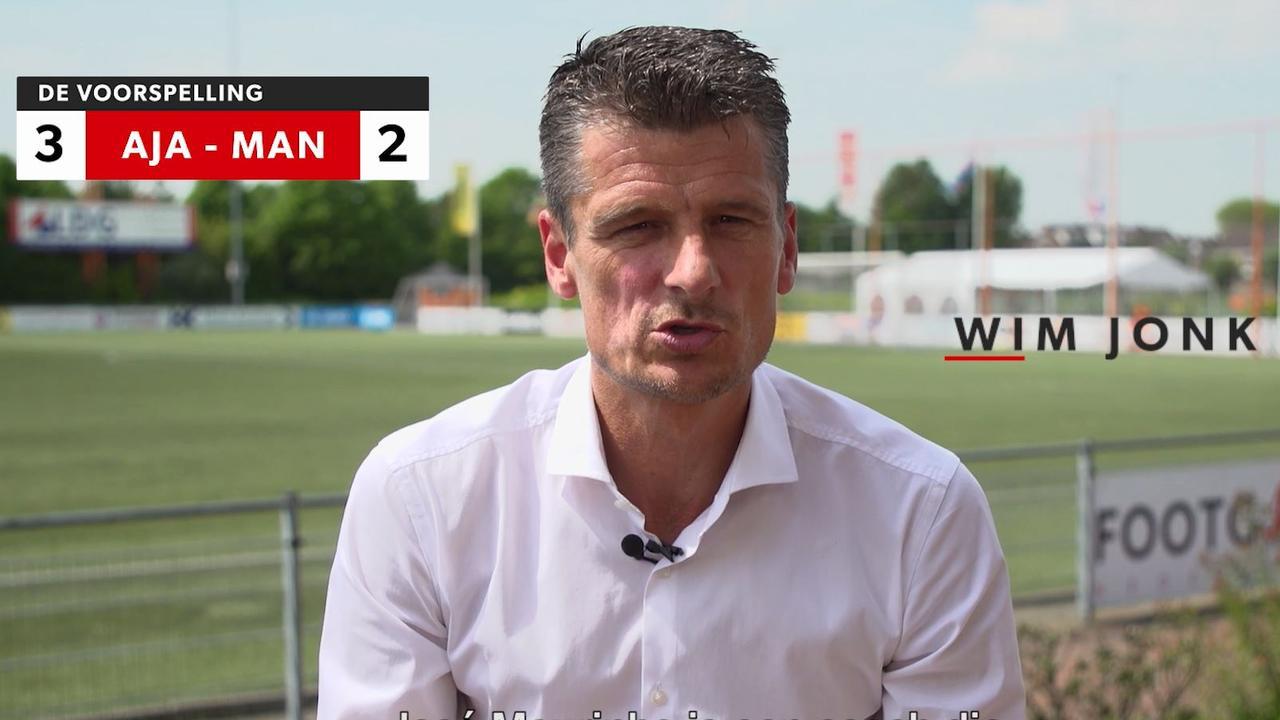 Voorbeschouwing: 'Ajax wint van Manchester dankzij eigen kwaliteit'