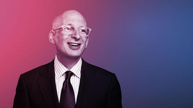 Bestel tickets voor de interactieve digitale masterclass over leiderschap met Seth Godin