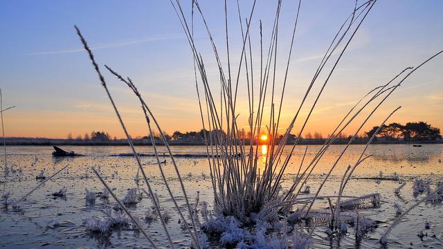Winterse temperaturen met mogelijk natte sneeuw op komst