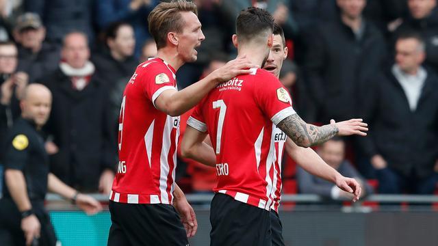 De Jong vindt doelsaldo in strijd PSV met Ajax niet van belang