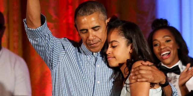 'Malia Obama schrijft mee aan nieuwe televisieserie van Donald Glover'