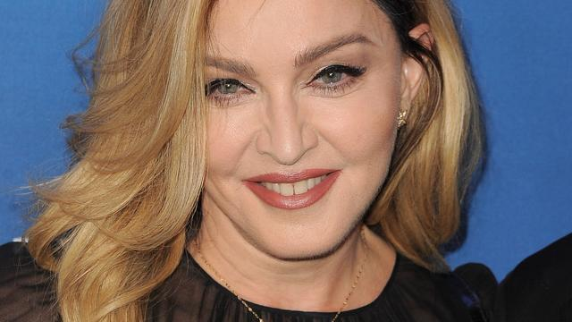 'Madonna op vingers getikt om ongeldige privéparkeerplaats'
