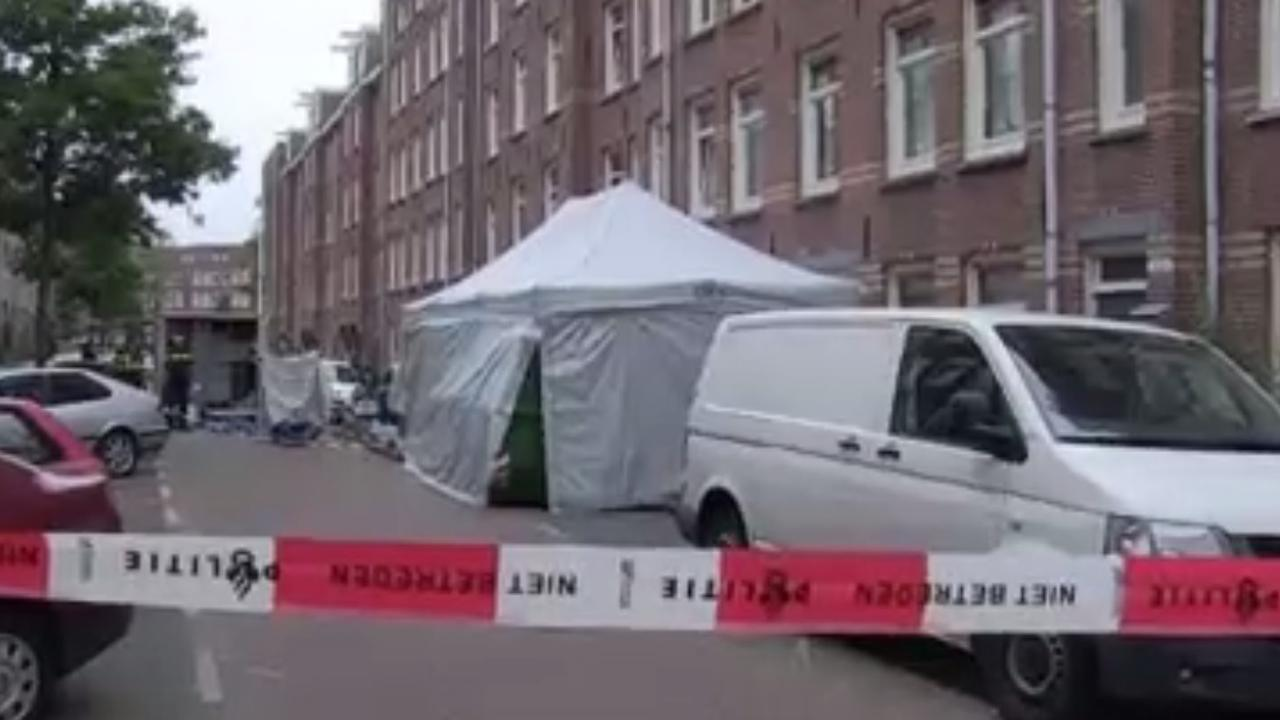 Man doodgestoken na ruzie in Amsterdam