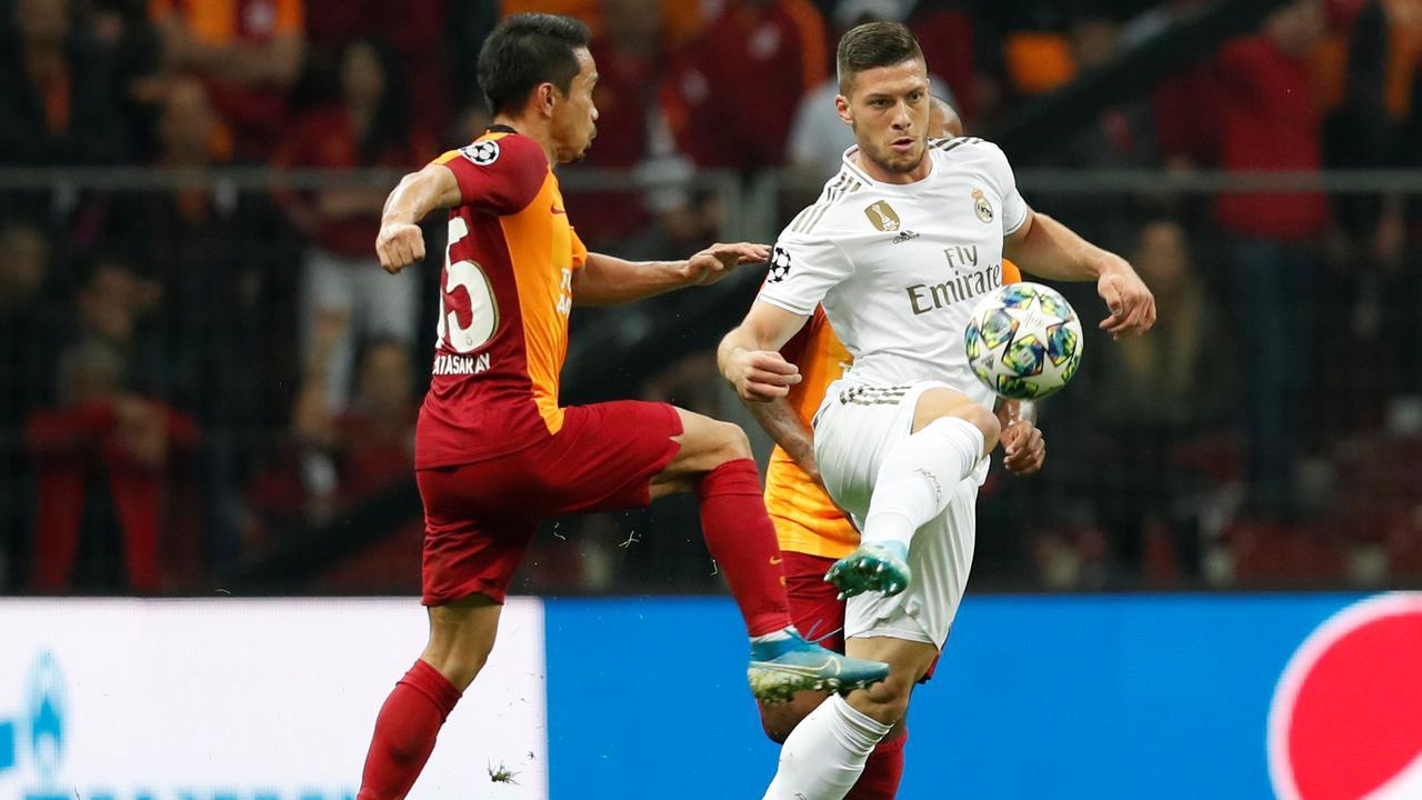 Samenvatting Galatasaray-Real Madrid (0-1)