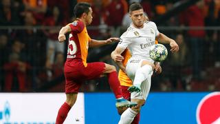 Samenvatting Galatasaray-Real Madrid (0-1)