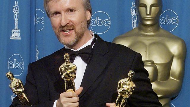 James Cameron sloeg Harvey Weinstein bijna met beeldje na Oscarwinst