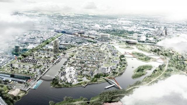 Via Breda voor ontwikkeling Havenkwartier heet voortaan Crossmark Breda