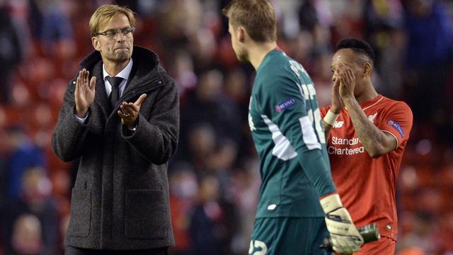 Gelijkspel Liverpool bij thuisdebuut Klopp, Hoedt wint met Lazio