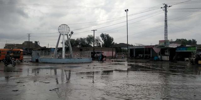Meer dan honderd doden na zware moessonregens in Pakistan en Afghanistan