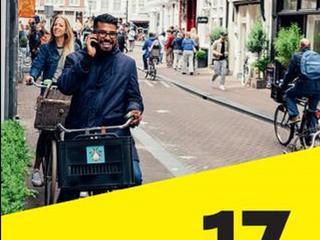 'We hadden niet door dat het om een foto van Amsterdam ging'