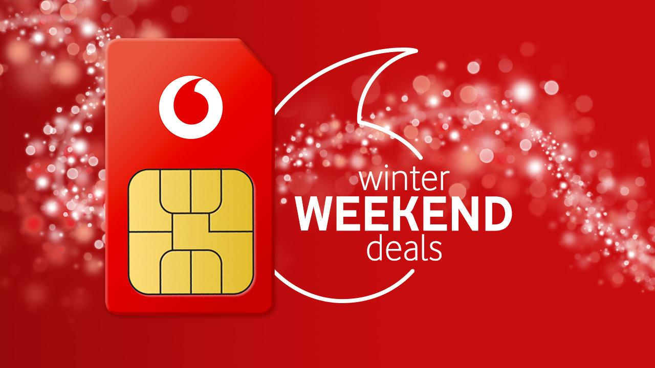 Last chance for Winter Weekend Deals at Vodafone