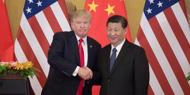 Trump belt met Xi Jinping over handelsoorlog: 'Grote vooruitgang geboekt'