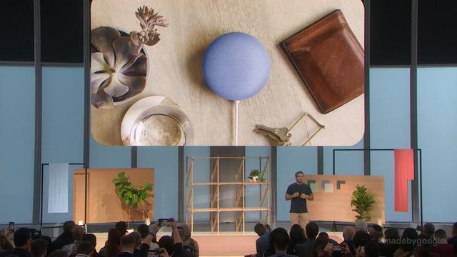 Google vernieuwt speaker en router en kondigt Pixel 4-smartphone aan