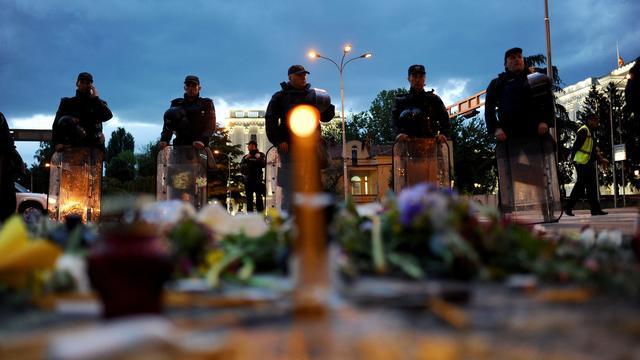 Macedonië vraagt Europese Unie om hulp bij crisis