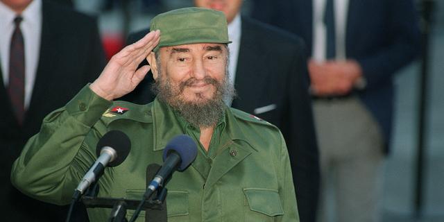 NPO zendt documentaire van Oliver Stone over Fidel Castro uit