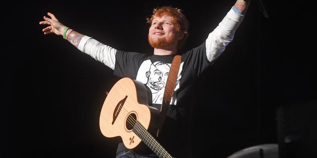 Ed Sheeran geeft in 2022 twee concerten in Johan Cruijff ArenA