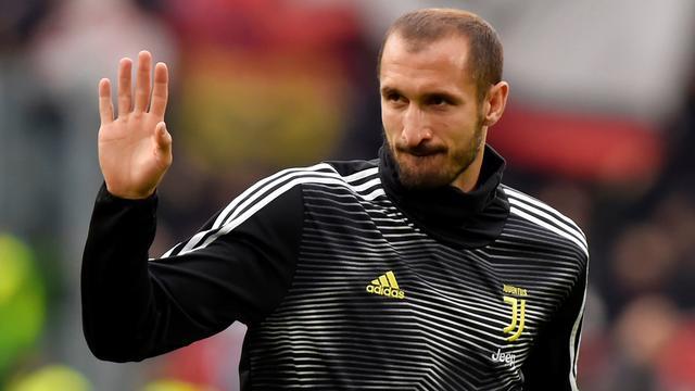 Juventus in return tegen Ajax zonder Chiellini en Mandzukic