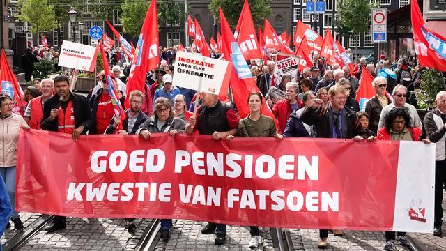 Ouderen willen pensioenoverleg met jongeren en pensioenfondsen
