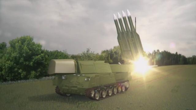 Raketinstallatie die MH17 neerhaalde heeft unieke 'vingerafdruk'