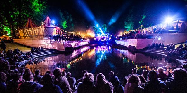 150.000 bezoekers voor festival Noorderzon