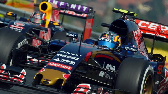 Red Bull en Toro Rosso niet bezorgd om Renault-geruchten