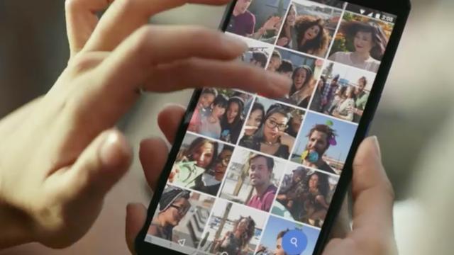 Google werkt aan app waarin mensen samen foto's bewerken