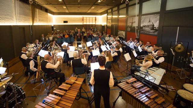Eindejaarsconcert voor muziekvereniging Concordia