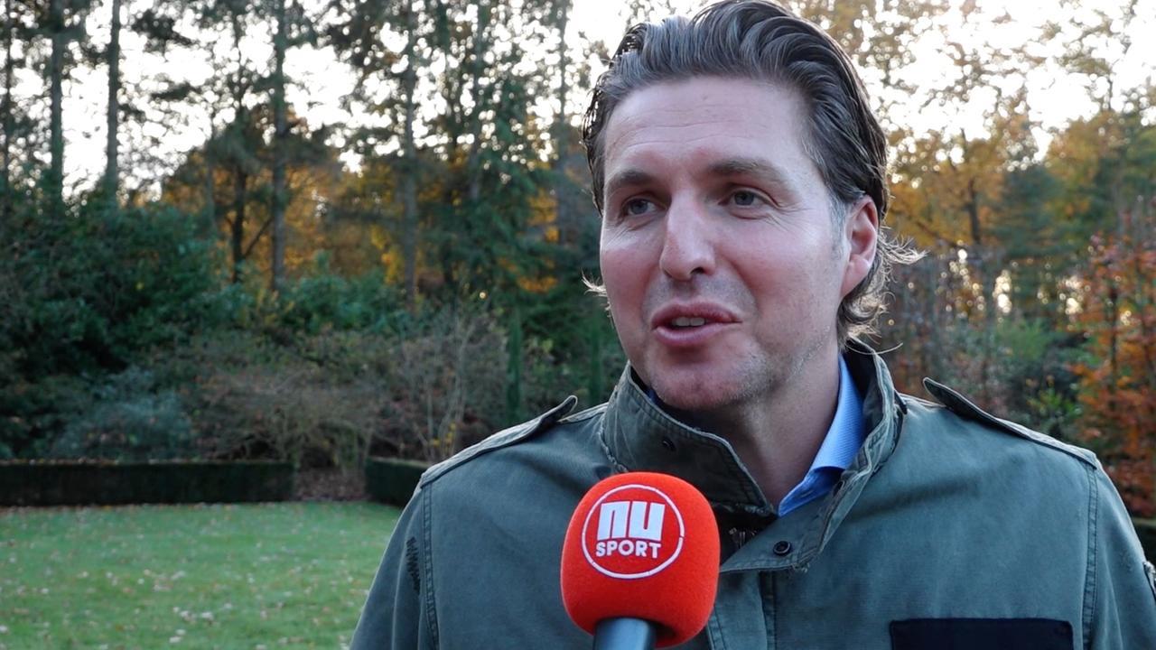 Chef de mission Van den Hoogenband: 'Ik ga mijn kop stoten'