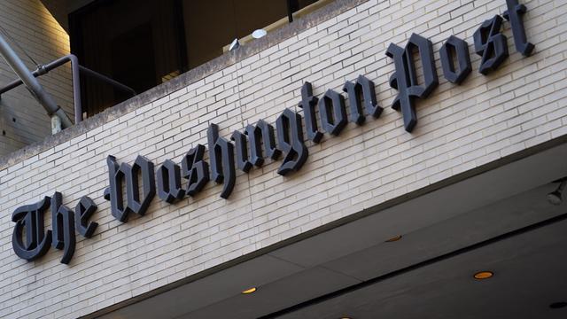 Vrouw probeert Washington Post in de val te lokken met valse seksclaim