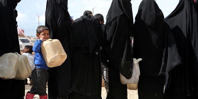 Rechtbank: Staat moet zich inspannen om 56 kinderen uit Syrië te halen