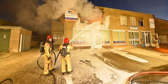Vrouw overleden door woningbrand in Veldhoven