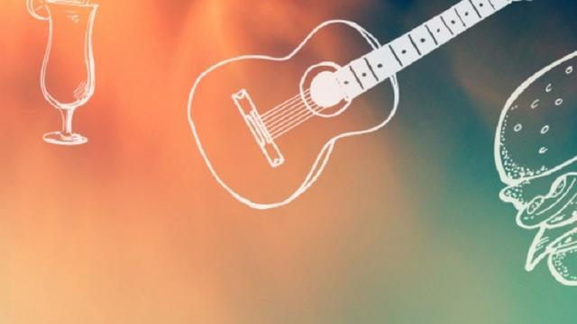 Livemuziek en borrel in De Stadstuin