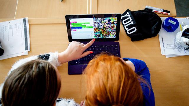 Overheid helpt scholen met slecht internet