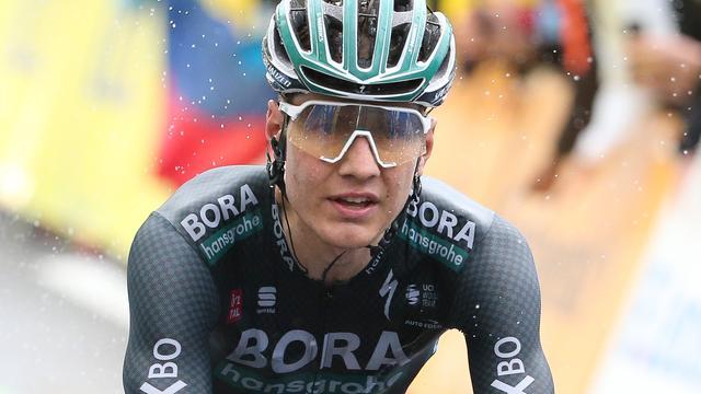 Wilco Kelderman is de beste Nederlandse klassementsrenner in de Tour.