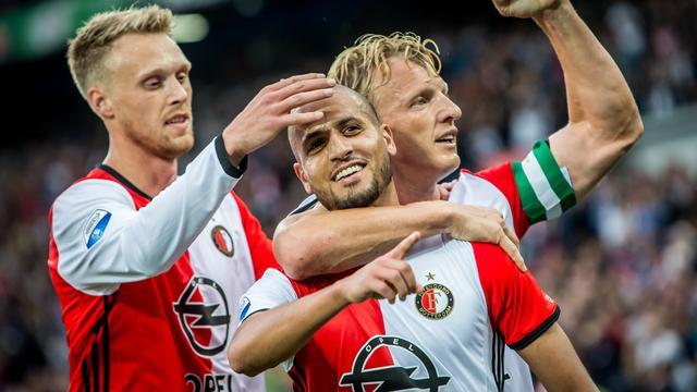 Feyenoord heeft geen kind aan Roda JC en blijft zonder puntenverlies