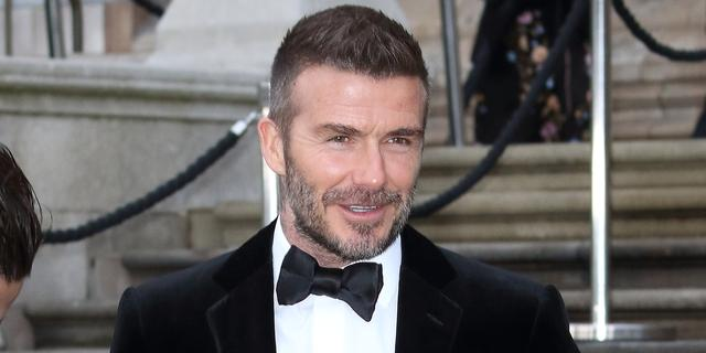 David Beckham presenteert nieuwe serie over amateurvoetbal voor Disney+