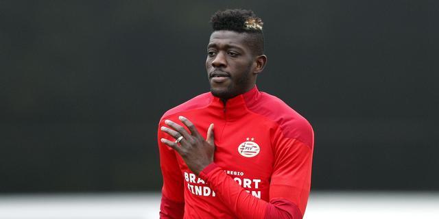 PSV met Sangaré voor gepasseerde Rosario in emotioneel duel met Groningen