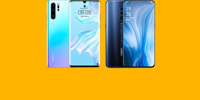 Oppo Reno 10x Zoom versus Huawei P30 Pro: Welke telefoon zoomt beter?