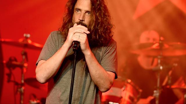 Chris Cornell te horen op nieuw Johnny Cash-album