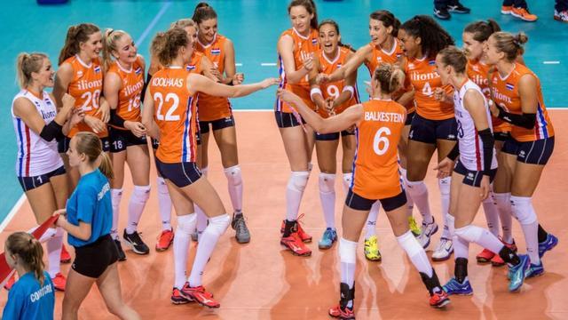 Beslissend WK-kwalificatietoernooi volleybalsters in Rotterdam