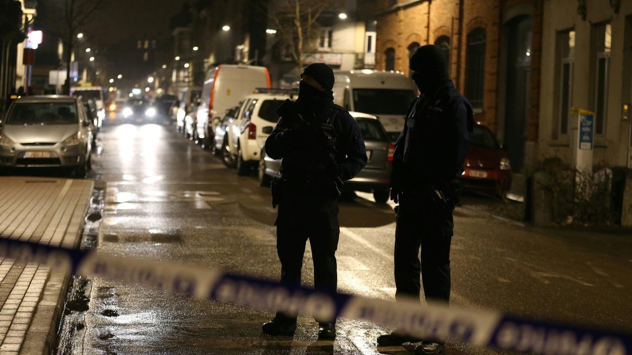 Belgische politie doet huiszoekingen in Schaarbeek