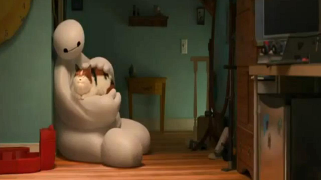 Big Hero 6 - Filmtrailer