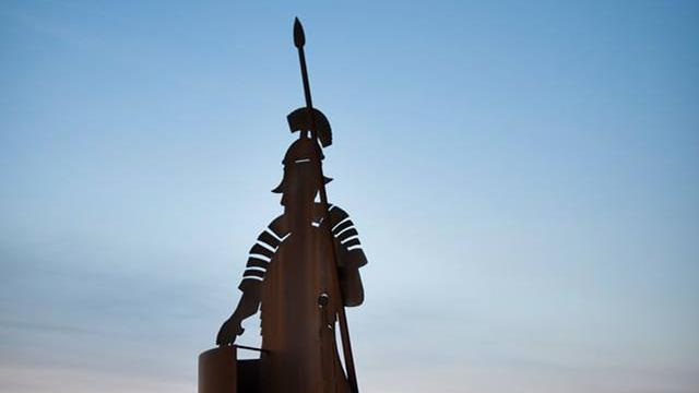Spies opent zaterdag Romeinenweek op het Rijnplein